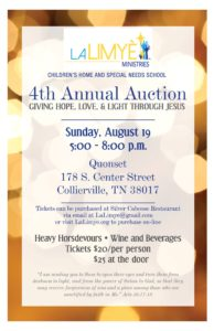4th Annual Auction @ Quonset